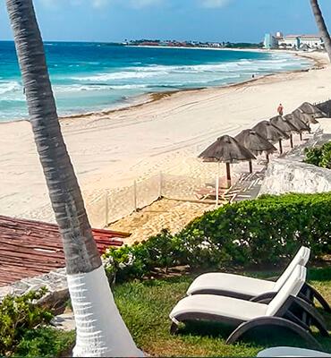 Áreas protegidas para Tortugas en los Hoteles Solaris