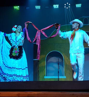Show Mexicano en el Hotel de Los Cabos