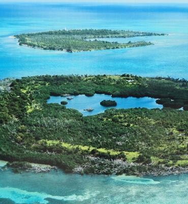 La Isla Chinchorro en Cancun