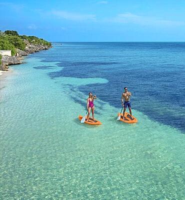 La Isla de Mujeres en Cancun