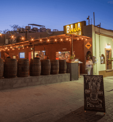 Restaurantes en el centro de San Jose del Cabo