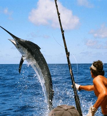 La pesca deportiva en Los Cabos