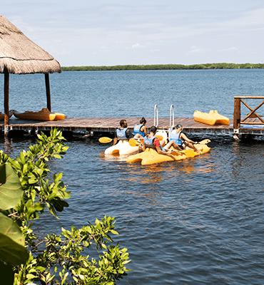 naturaleza Cancún