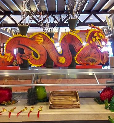 El Nuevo Restaurante Zai en Royal Solaris Los Cabos