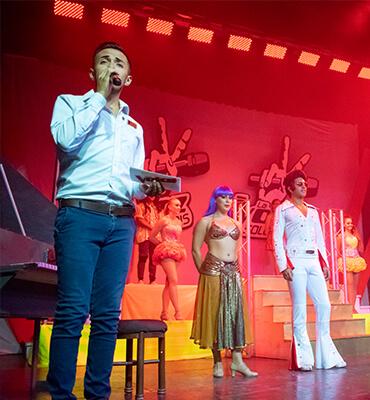 Nuevos Shows en el hotel de Royal Solaris Los Cabos