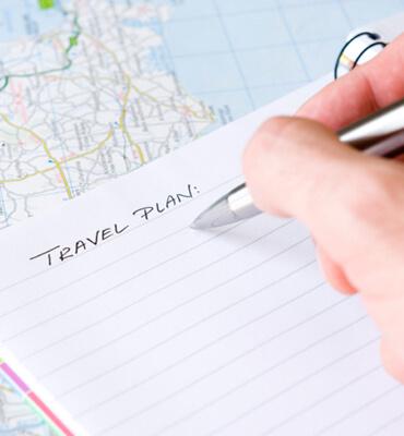 Planeando las Actividades para mis Vacaciones
