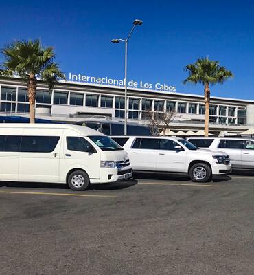 Transportacion del Aeropuerto al Hotel