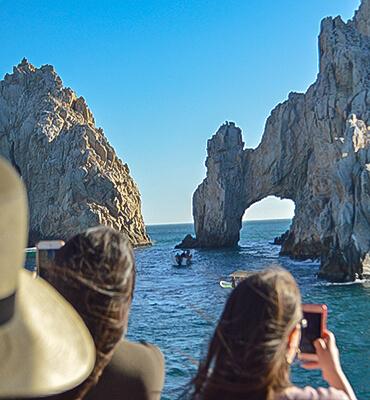 Tour en el Arco de Cabo San Lucas