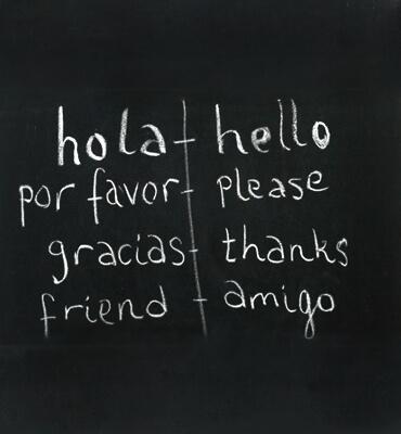 Aprendiendo Español en mis Vacaciones en México