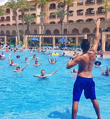 Actividades en Royal Solaris Los Cabos