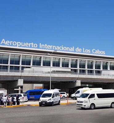 El Aeropuerto Internacional de Los Cabos
