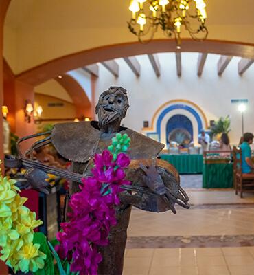 El Restaurante Panchos en Royal Solaris Los Cabos