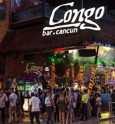 Bar Congo en Cancun