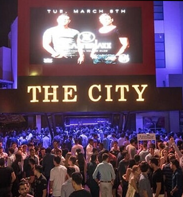 EL Club The City en Cancun
