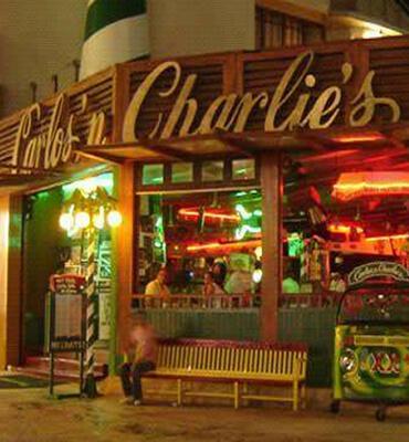 El Restaurante de Carlos y Charlies en Cancun