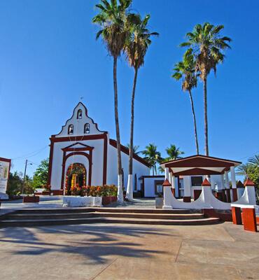 Miraflores la ciudad historica en Los Cabos