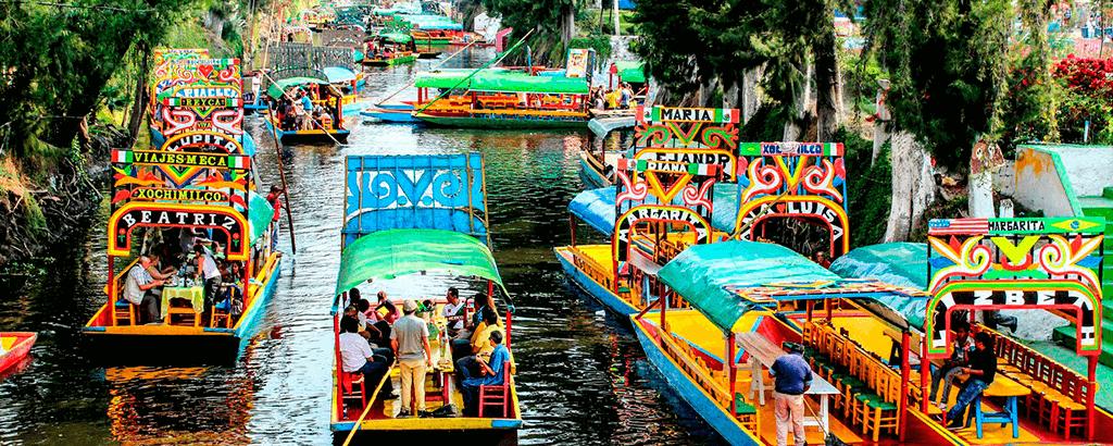 tradiciones en Xoximilco