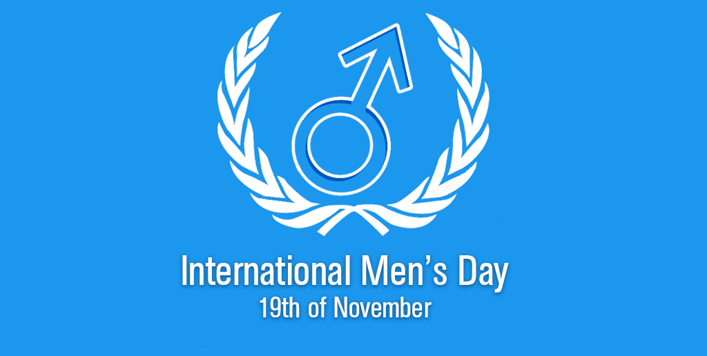 19th of November the International Men's Day